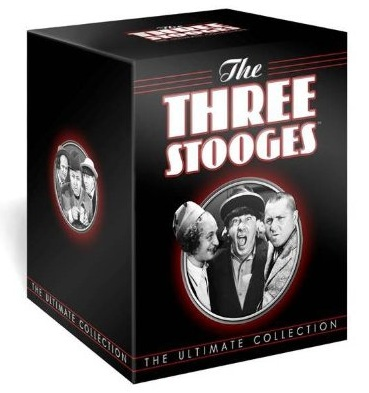 The Three Stooges Box Set: The Ultimate Collection