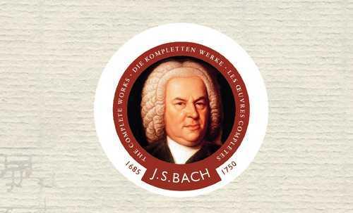 Johann Sebastian Bach: Complete 172 CD, Hanssler (172 CD box set, APE)
