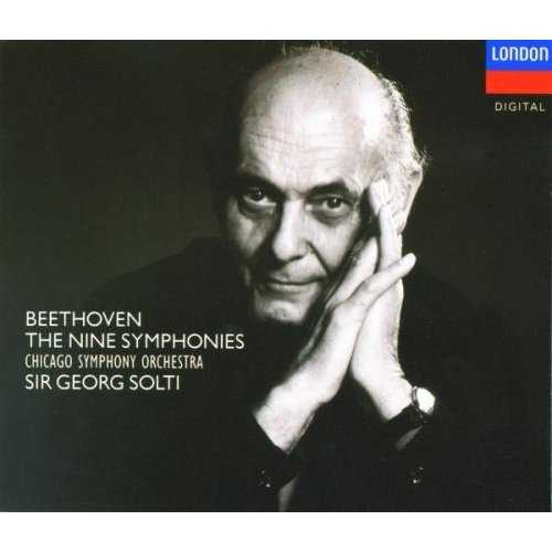 Solti: Beethoven - The Nine Symphonies (6 CD box set, APE)