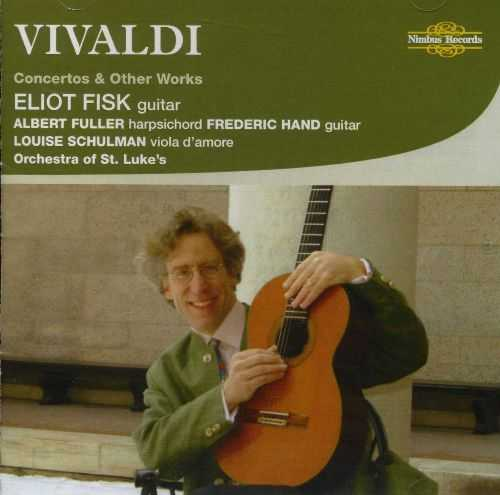 Eliot Fisk: Vivaldi - Concertos and Other Works (FLAC)