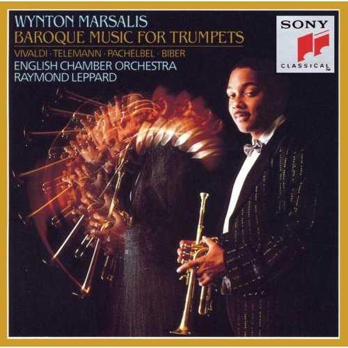 Wynton Marsalis - Baroque Music for Trumpets (FLAC)