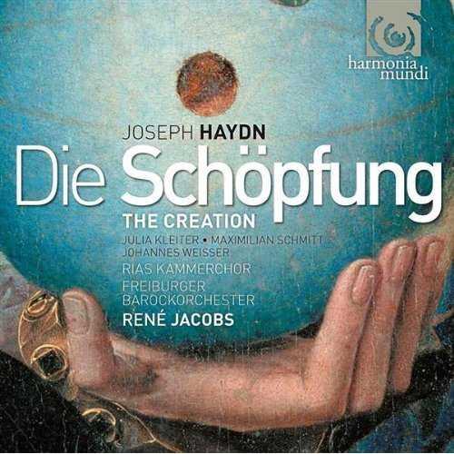Jacobs: Haydn - Die Schöpfung (2 CD, APE, DVD-5)