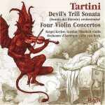 Tartini - Devil's Trill Sonata,  Four Violin Concertos (FLAC)