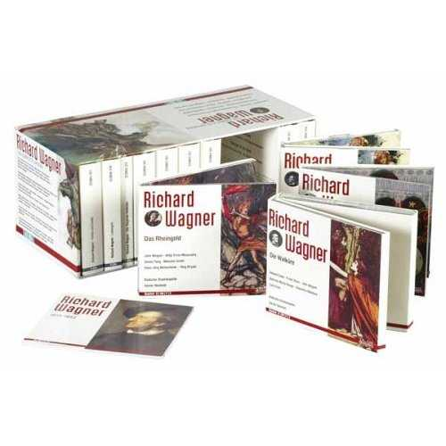 Richard Wagner - The Complete Operas (43 CD box set, FLAC)