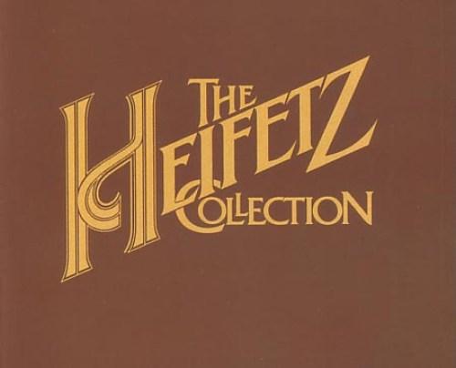 The Heifetz collection (65 CD box set, FLAC)