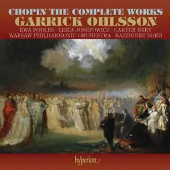 Ohlsson: Chopin - The Complete Works (16 CD box set, FLAC)