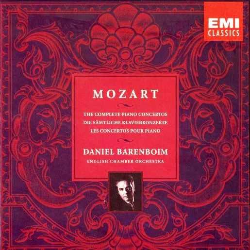 Daniel Barenboim - Complete Piano Concertos (10 CD box set, FLAC)