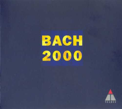 Bach 2000: The Complete Bach Edition (154 CD box set, APE)