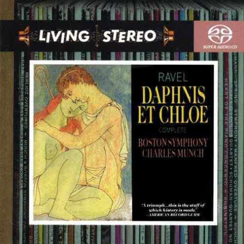 Munch: Ravel - Daphnis et Chloe (FLAC)