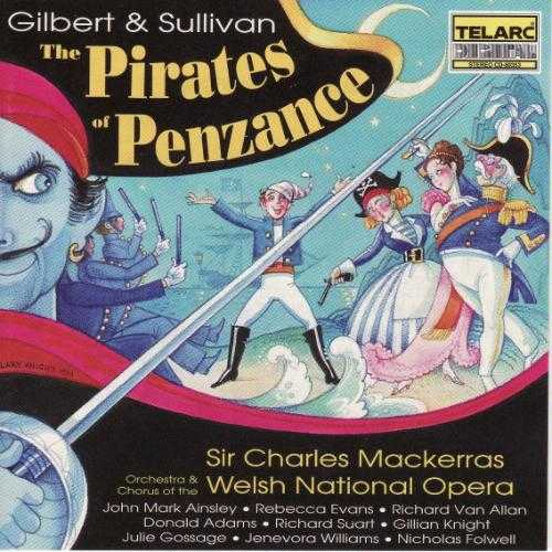 Gilbert & Sullivan - The Pirates of Penzance (FLAC)