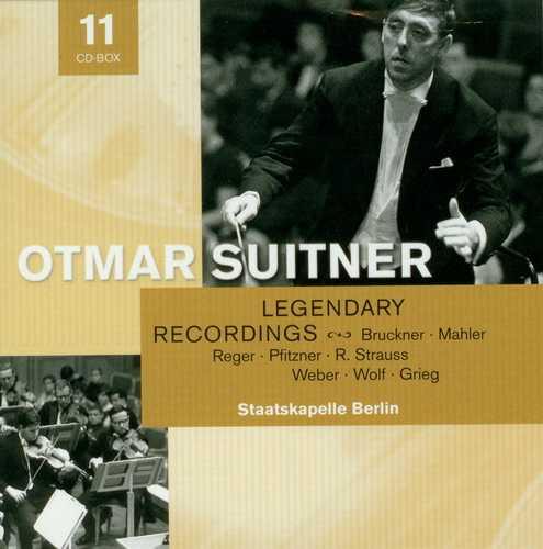 Otmar Suitner - Legendary Recordings (11 CD box set, APE)