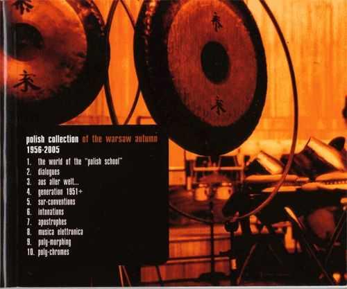 Polish Collection of the Warsaw Autumn 1956-2005 (10 CD box set, FLAC)