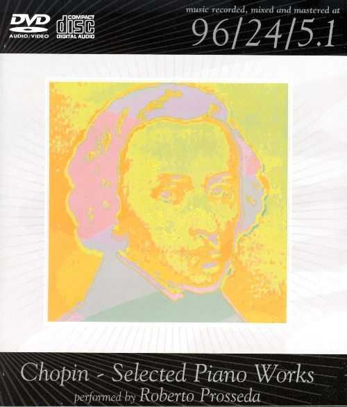 Prosseda: Chopin - Selected Piano Works (DVD-A, ISO)