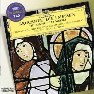 Jochum: Bruckner - Die 3 Messen (2 CD, FLAC)
