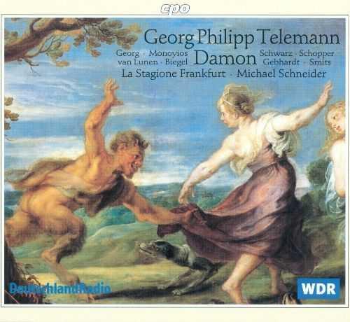 Schneider: Telemann - Damon (3 CD, APE)
