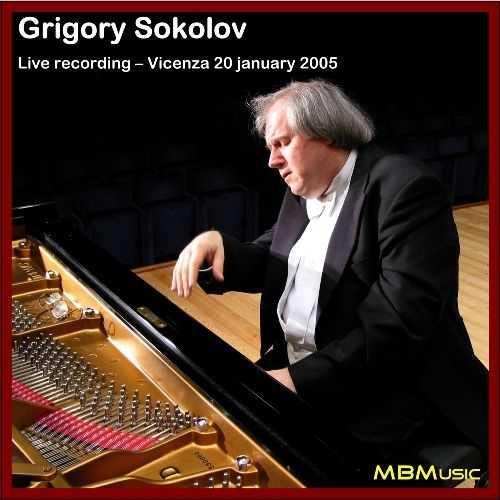 Grigory Sokolov - Live Recording, Vicenza 20 January 2005 (2 CD, APE)