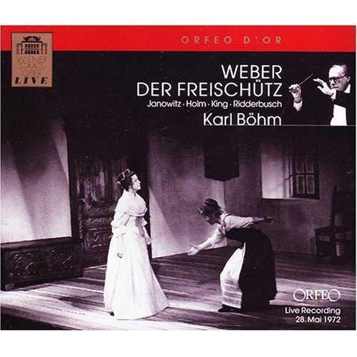 Weber: Bohm - Der Freischutz (2 CD, FLAC)