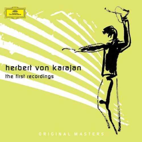 Herbert von Karajan - The First Recordings (6 CD box set, APE)