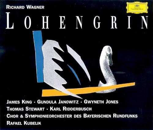 Kubelik: Wagner - Lohengrin (3 CD, FLAC)