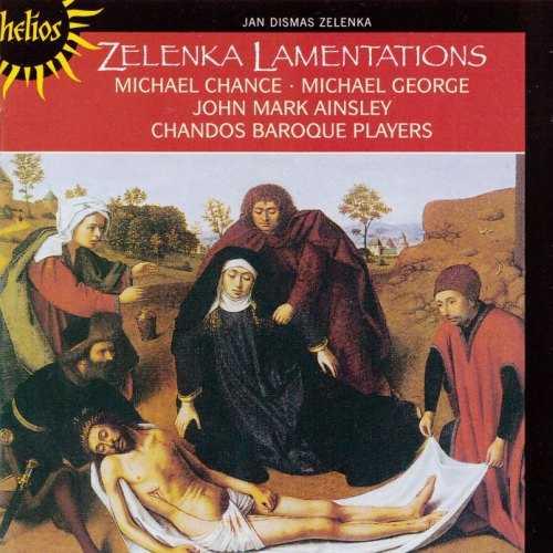 Zelenka - The Lamentations of Jeremiah (FLAC)