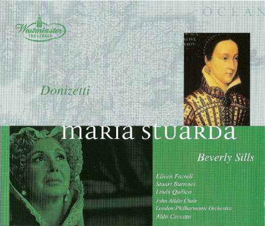 Ceccato, Sills: Donizetti - Maria Stuarda (2 CD, FLAC)