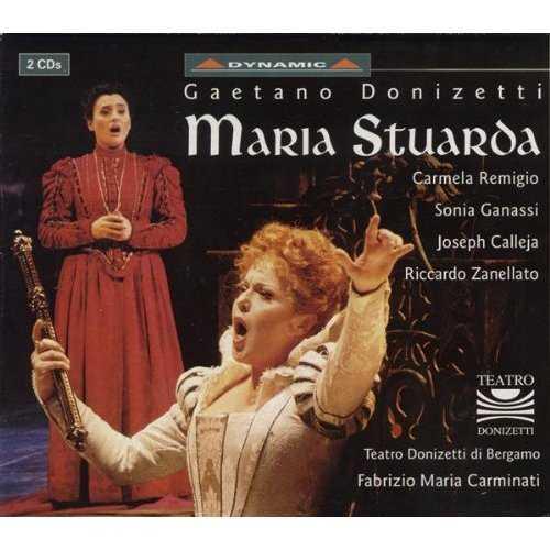 Carminati: Donizetti - Maria Stuarda (2 CD, FLAC)
