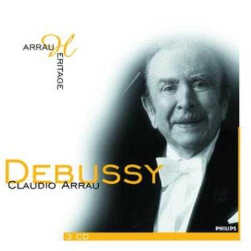 Arrau Heritage: Debussy (3 CD box set, APE)