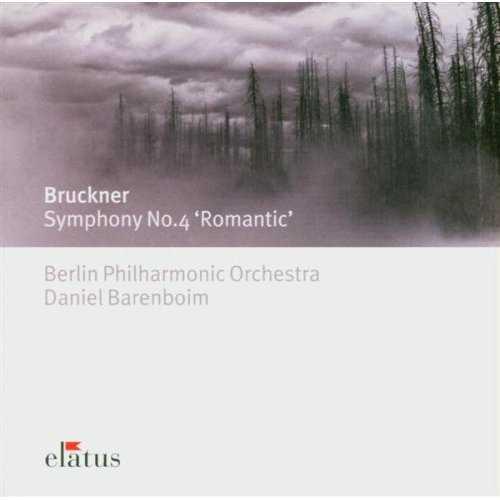 Barenboim: Bruckner - Symphony no.4 (FLAC)