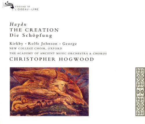 Hogwood: Haydn - Die Schöpfung (2 CD, FLAC)