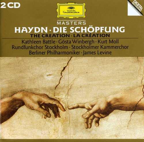 Levine: Haydn - Die Schöpfung (2 CD, FLAC)