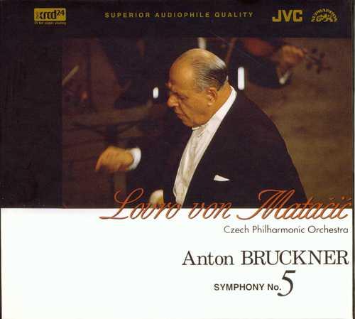 Matacic: Bruckner - Symphony no.5 (2 CD, FLAC)