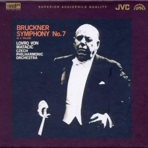 Matacic: Bruckner - Symphony no.7 (2 CD, FLAC)