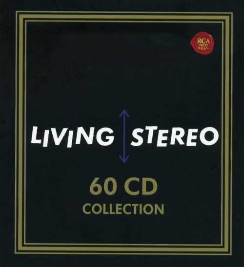 RCA Living Stereo 60 CD Collection (60 CD box set, FLAC)