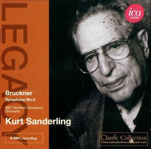 Sanderling: Bruckner - Symphony no.3 (APE)