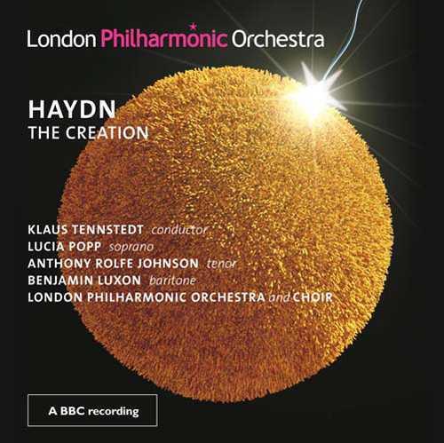 Tennstedt: Haydn - Die Schöpfung (2 CD, FLAC)