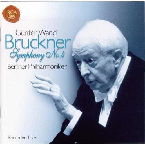 Wand: Bruckner - Symphony no.4 (FLAC)