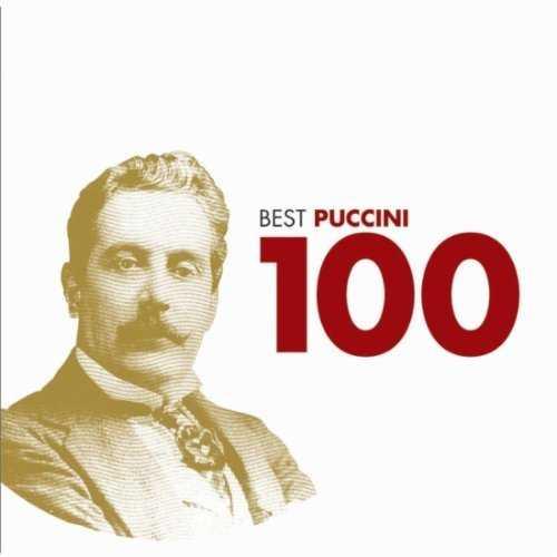 100 Best Puccini (6 CD box set, FLAC)
