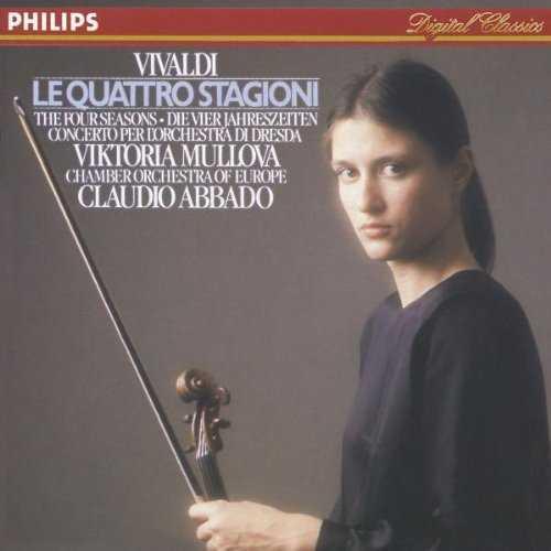 Mullova: Vivaldi - Le Quattro Stagioni (APE)