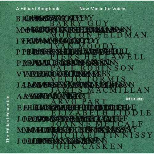 The Hilliard Ensemble: A Hilliard Songbook - New Music For Voices (2 CD, APE)