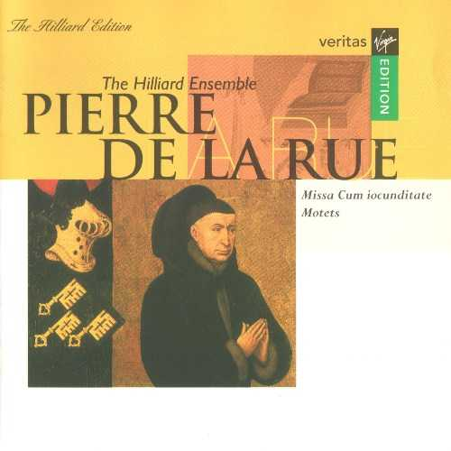 The Hilliard Ensemble: Rue - Missa Cum Iocunditate, Motets (APE)