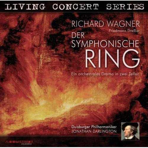 Darlington: Wagner - The Symphonic Ring (192kHz/24bit, 2 CD, FLAC)