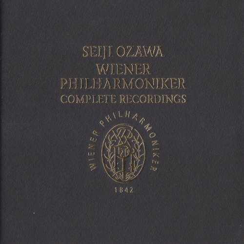 Seiji Ozawa, Wiener Philharmoniker: Complete Recordings (6 CD box set, FLAC)