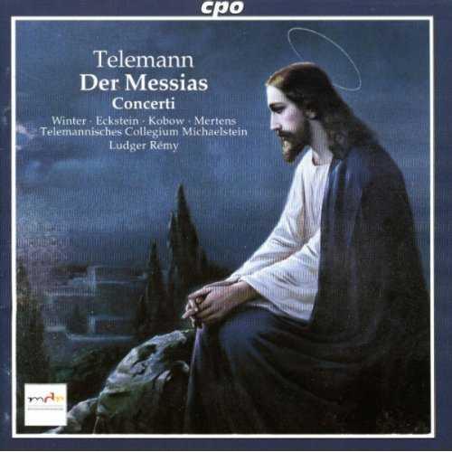 Remy: Telemann - Der Messias, Concerti (APE)