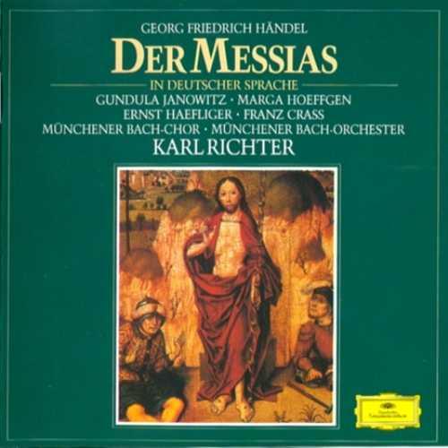 Richter: Handel - Der Messias (3 CD, APE)