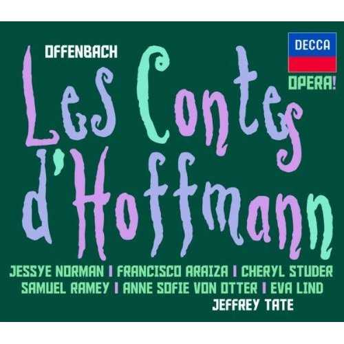 Tate: Offenbach – Les Contes d'Hoffmann (3 CD, FLAC)
