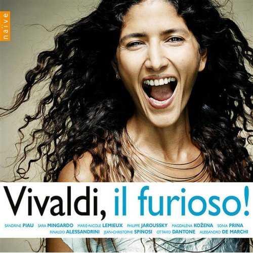 The Vivaldi Edition: Vivaldi, il furioso!