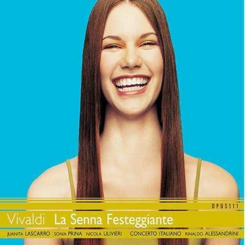 The Vivaldi Edition: Musica vocale profana