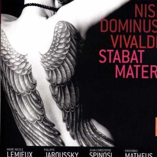 Vivaldi - Nisi Dominus, Stabat Mater (FLAC)