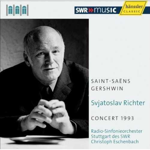 Eschenbach, Richter: Saint-Saens, Gershwin - Concert 1993 (APE)