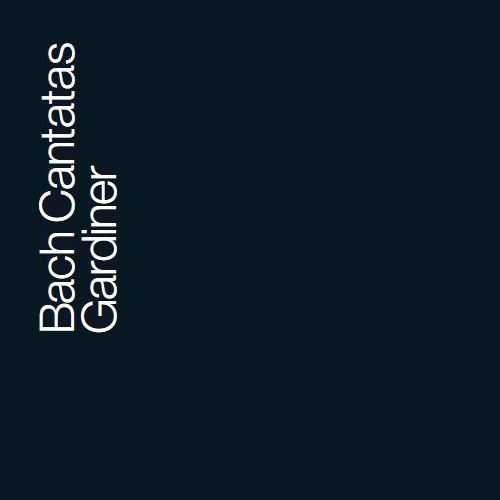 Gardiner: Bach Canatas Series